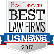 Best Lawyers Firm 2017