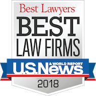 Best Lawyers Firm 2018